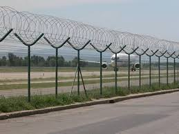 Barbed Wire Barbed Wire Fence Applications for Security and Protection