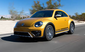 2016 Volkswagen Beetle Dune First Drive – Review – Car and Driver