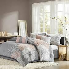 luxury 7pc grey white blush pink