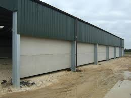 concrete panels wall these wall panels are suitable for most livestock buildings for loose housing cubicle