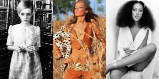 the supermodels of the 1960 s