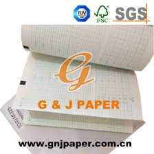 Thermal Chart Paper High Quality Medical Ctg Thermal Chart Paper In Different Size