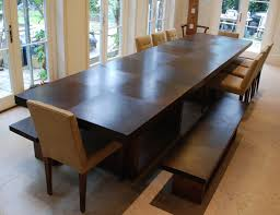 dining table in wenge  walnut  makers' eye