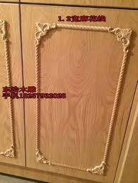wood appliques for furniture. Solid Wood Corner Flower Door Furniture Applique Cabinet Fashion Shavings Decoration Sculpture Appliques For N