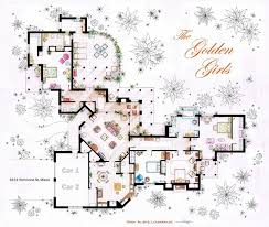 You Asked I Listenedu2026The Ghost U0026 Mrs Muir Cottage Floor Plan Tv House Floor Plans