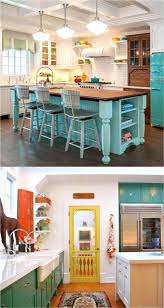 colorful kitchen ideas. Brilliant Kitchen Best 25 Turquoise Kitchen Cabis Ideas On Bright Colorful  Appliances Inside
