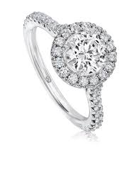 Christopher Designs Engagement Ring Setting By Christopher Designs L501 Rd100