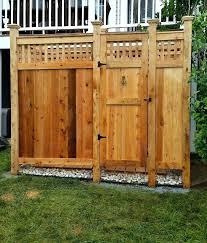 prefab outdoor shower enclosures prefab outdoor shower enclosures outdoor shower enclosure cedar showers kits company prefab