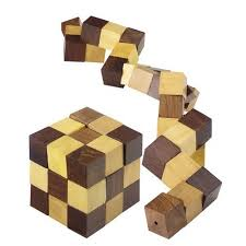 Wooden Game Cubes Cool Wooden Game Cubes Wooden Games Cube Snake Cube Promotional Products