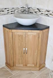 Corner Bathroom Sink Cabinet Best 25 Vanity Ideas On Pinterest His ...