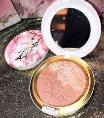 pink marble electric wonder makeup