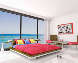 Red Bedroom Chairs Outstanding Images Of Cool Room Paint For Your Inspiration Design