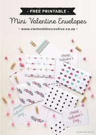 Free Printable Note Cards Template Free Printable Valentine Envelopes