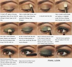 how to do a black smokey eye makeup tips cosmeticblur bronze and green smokey eyes maquillage