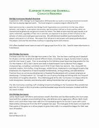Coach Resume Template Updated Football Coaching Resume Samples