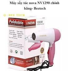 Máy sấy tóc nova NV1290 chính hãng- Beetech: Mua bán trực tuyến Máy sấy tóc  với giá rẻ