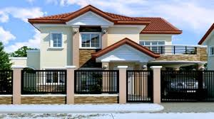 Filipino Architect Contractor 2Storey House Design Philippines Two Storey Modern House Designs