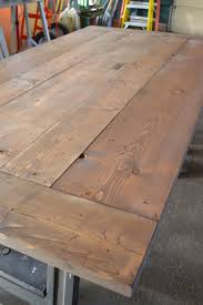 Rustoleum Driftwood Stain Summerland Homes Gardens Dining Room Table Tutorial