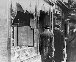 "The ""Night of <b>Broken Glass</b>"" | The Holocaust Encyclopedia"