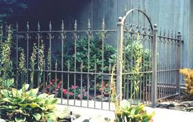 wrought iron wrought iron garden fence wrought iron fence and gate wrought iron garden fence panels