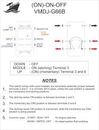 rocker switch wiring diagrams new wire marine click to enlarge carling double white light rocker switch