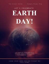 Create An Earth Day Flyer For Free Postermywall