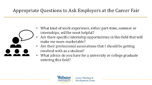 Questions To Ask At A Career Fair Magdalene Project Org
