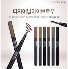 Designing Eyebrow Face Shop The Faceshop Designing Eyebrow
