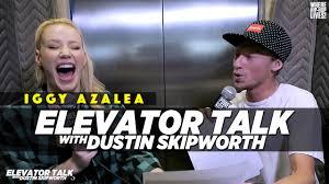 iggy azalea elevator talk