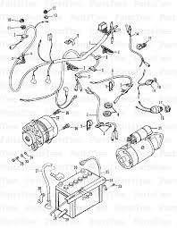 simplicity 5020 (2097107) allis chalmers 5020 compact diesel Simplicity 4040 Tractor Wiring Diagram simplicity 5020 (2097107) allis chalmers 5020 compact diesel tractor engine electrical system wiring & battery group (3486i22) diagram and parts list