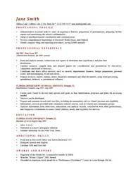 washington brick red resume template best resume template for it professionals