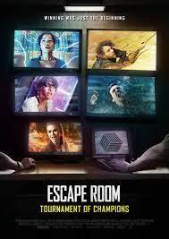 Movie Escape Room 2: no way out - Cineman