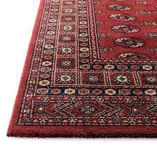 fable red rug  rugs  carpetright