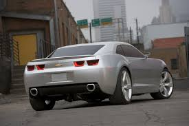 2006 Chevrolet Camaro Concept Image. https://www.conceptcarz.com ...