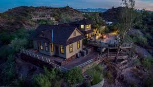 Historic railroad depot transformed into a $1.05M north Phoenix home