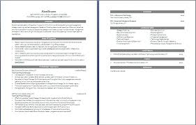 project management skills on resume project management skills in resume  nice project resume template for free