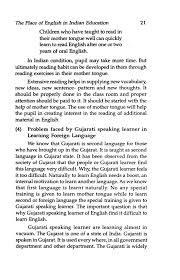 english language teaching the gujarati is widely 30