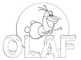 Free Coloring Pages Of Frozen Mask Coloring Pages Frozen