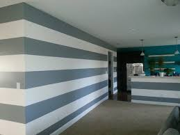 Striped Room Paint Gray And Orange Walls How To Paint Horizontal Stripes On  A Bedroom Wall Dark And Light Grey Bedroom