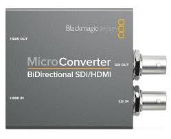 Blackmagic Design Convcmic Sh Wpsu Blackmagic Design Convbdc Sdi Hdmi Bidirectional Sdi Hdmi