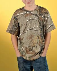 Buy Youth Realtree Camo T Shirt Code Five Online At Best