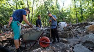 В Крыму раскопали центральную площадь городища Эски-<b>Кермен</b>