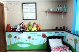 dr seuss wall decor kids room inspired by book author amazing projects in this dr seuss wall art decor
