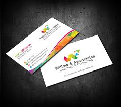Entry 364 By Papri802030 For Business Cards Willow Freelancer