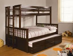 Furniture Of America TwinFull Bunk Bed University II Collection  CmBk458FExp