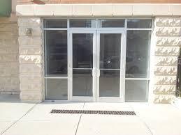 glass door office. Marvelous Store Front Glass Door Office Interior Doors, Commercial Exterior.