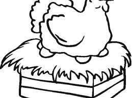 Farm Animals Coloring Pages Preschool Farm Coloring Pages Radiokotha