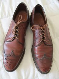 Allen Edmonds Width Chart Allen Edmonds Macneil Walnut Grain Wingtip Oxfords Shoes 13