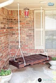 pallet furniture ideas pinterest. Pallet Porch Swing Furniture Ideas Pinterest M