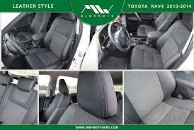 toyota rav 4 new 2016 2016 seat covers photo 1